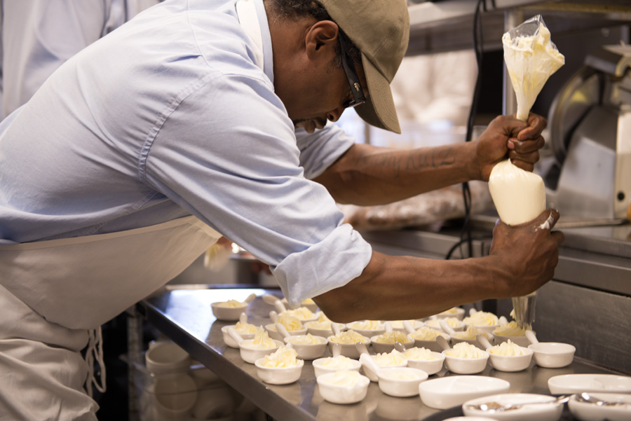 EDWINS provides expert training for future chefs and hospitality workers, while running a well respected Cleveland restaurant.